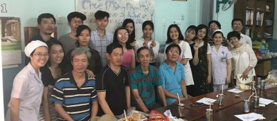 Art Class Celebration at An Binh Hospital
