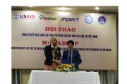 Launch of the Development of Speech and Language Therapy Education in Vietnam