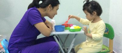 Finding Speech Therapy by Chance