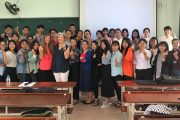 Bachelor of Rehabilitation Student Orientation Workshop in Da Nang
