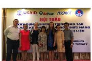 Workshop to Develop Pilot Bachelor in Vietnam