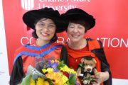 Congratulations Dr Pham on your Graduation