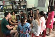 University of Newcastle Students helping in Vietnam again